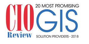 20 Most Promising GIS Solution Providers - 2018