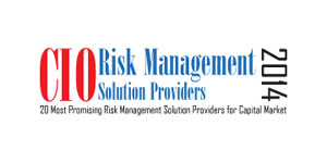 20 Most Promising Risk Management Solution Providers For Capital Market