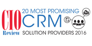 20 Most Promising CRM Solution Providers 2016