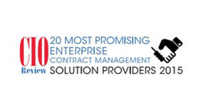 20 Most Promising Enterprise Contract Management Solution Providers - 2015