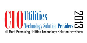 20 Most Promising Utilities Technology Solution Providers - 2013
