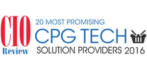 20 Most Promising CPG Tech Solution Providers - 2016