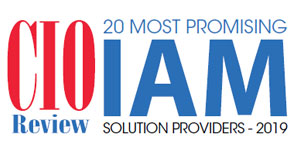 Top 20 IAM Solution Companies - 2019