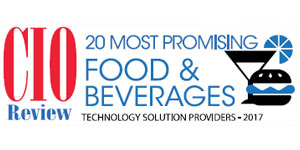 20 Most Promising Food & Beverages Technology Solution Providers - 2017