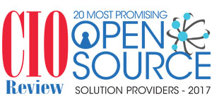 Top 20 Open Source Companies - 2017