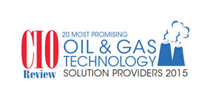20 Most Promising Oil & Gas Technology Solution Providers - 2015
