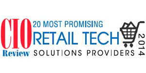 20 Most Promising Retail Tech Solution Providers - 2014
