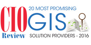 20 Most Promising GIS Solution Providers 2016