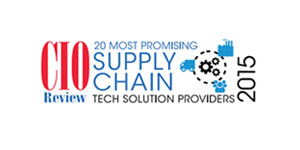 20 Most Promising Supply Chain Tech Solution Providers 2015