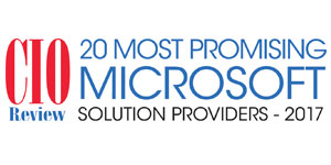20 Most Promising Microsoft Solution Providers - 2017