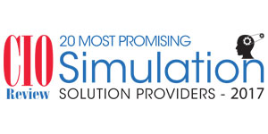 20 Most Promising Simulation Solution Providers - 2017