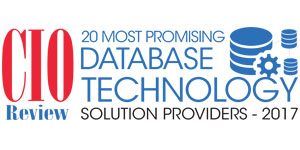Top 20 Database Technology Companies - 2017