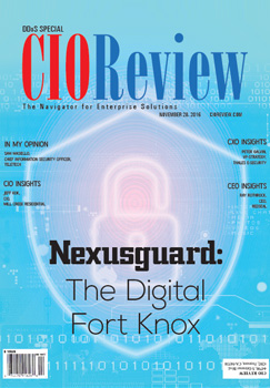 20 Most Promising DDoS Solution Providers 2016