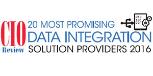 20 Most Promising Data Integration Solution Providers - 2016