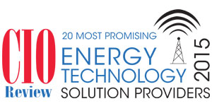 20 Most Promising Energy Solution Providers - 2015