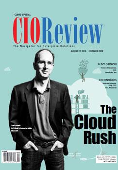 Top 20 Cloud Solution Companies - 2016
