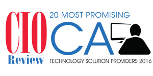 20 Most Promising CA Technology Solution Providers - 2016