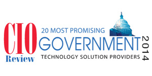 20 Most Promising Government Technology Solution Providers - 2014