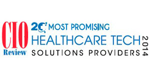 20 Most Promising Healthcare Tech Solutions Providers - 2014