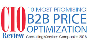 10 Most Promising B2B Price Optimization Consulting/Services Companies - 2018