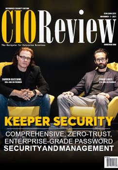 Top 20 Enterprise Security Solution Companies - 2021