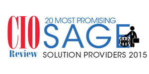 20 Most Promising Sage Solution Providers - 2015