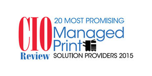 20 Most Promising Managed Print Solution Providers 2015