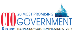 20 Most Promising Government Technology Solutions - 2016
