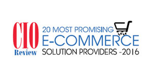 20 Most Promising E-commerce Solution Providers - 2016