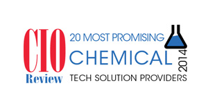 20 Most Promising Chemical Technology Solution Providers - 2014