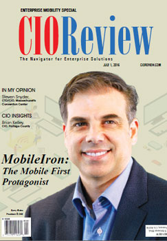Top 20 Enterprise Mobility Solution Companies - 2016