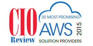 20 Most Promising AWS Solution Providers - 2015
