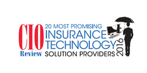 20 Most Promising Insurance Technology Solution Providers - 2016
