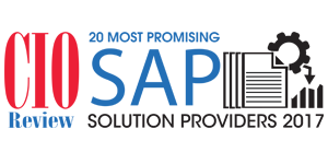 20 Most Promising SAP Solution Providers - 2017