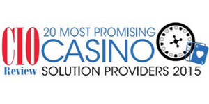 20 Most Promising Casino Solution Providers - 2015