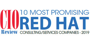 10 Most Promising Red Hat Consulting/Services Companies - 2019