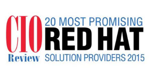 20 Most Promising RedHat Solution Providers of - 2015