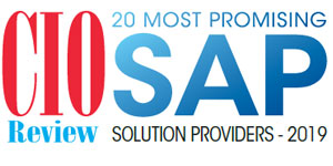 20 Most Promising SAP Solution Providers – 2019