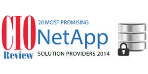 20 Most Promising NetApp Solution Providers - 2014