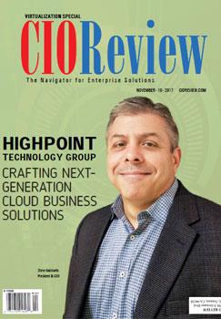 Top 20 Virtualization Companies - 2017