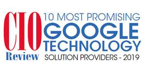 Top 10 Google Technology Solution Companies - 2019