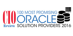 100 Most Promising Oracle Solution Providers - 2016