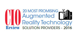 20 Most Promising Augmented Reality Technology Solution Providers - 2016
