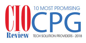 10 Most Promising CPG Tech Solution Providers - 2018