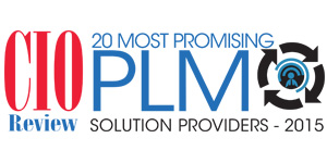 20 Most Promising PLM Solution Providers 2015