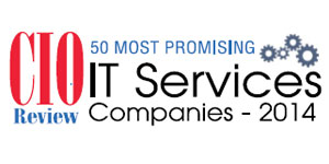50 Most Promising IT Services Companies - 2014