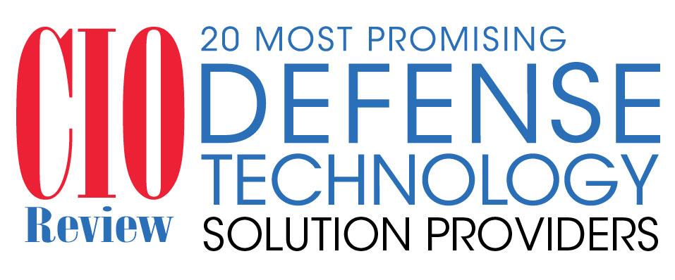 Top 20 Defense Technology Companies - 2019
