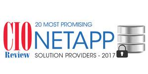 20 Most Promising NetApp Solution Providers - 2017