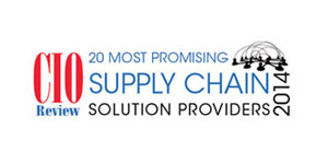 20 Most Promising Supply Chain Solution Providers 2014