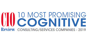 10 Most Promising Cognitive Consulting/Services Companies - 2019